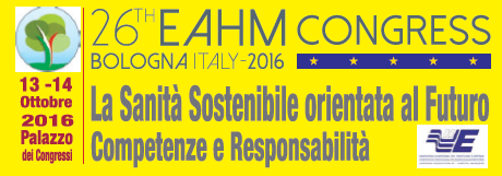 26th EAHM Congress Bologna